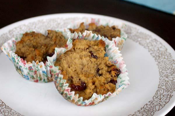 amond flour muffins