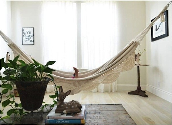 living with totally indoors your decoration a hammocks worked hammock remodel room ideas stunning times for about chair