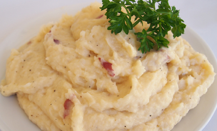 Potato-Cauliflower Mash