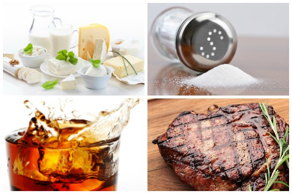 Worst Foods for Bone Health