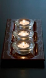Votive candles are the safest