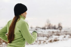 Exercise outside in the fresh air is better for you than a gym or shopping mall or home..