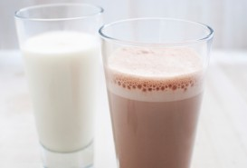 Can;t handle milk?  Just add sugar and chocolate - NOT