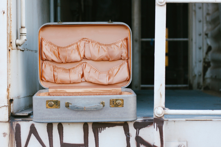 Crafty Uses for Vintage Suitcases