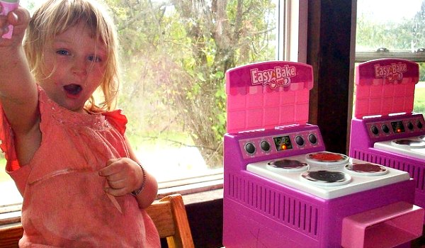 Gender Equality, Feminism, and the Easy Bake Oven