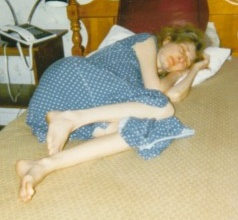 Sick and tired with fibromialgia in 1996.
