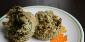 Mashed Potato Veggie Cakes