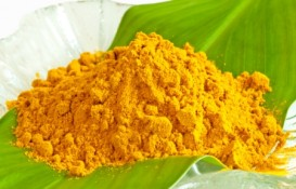 Tumeric poweder has powerful anti-inflamatory and anti-cancer properties.