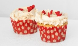 Gluten free cupcakes sound healthy but are loaded with sugar and starch.