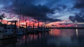 Matagorda Bay at sunrise © Jerod Foster