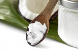 Coconut oil is amazingly stable, good for weight loss and just about everything else.