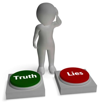 Slikovni rezultat za telling lies