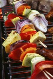 veggie kebab small