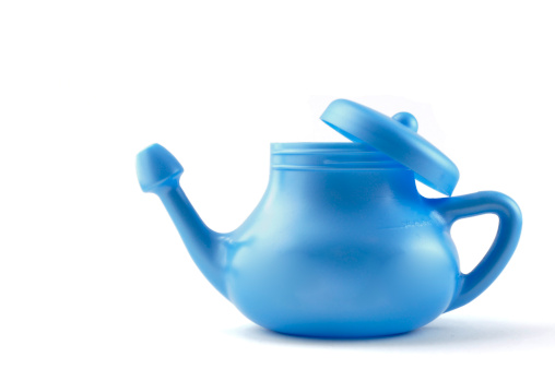 Natural Remedies for Congestion: Neti Pot