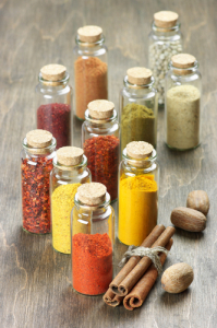 herbs and spices for smoothies