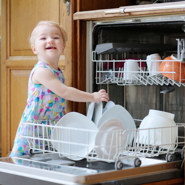 How to Get Your Toddler to Do Chores