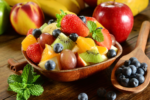 Satisfy Sugar Cravings with Fruit!