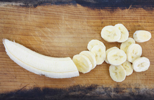banana as an egg substitute