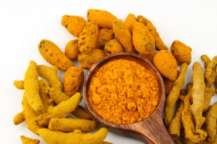 Turmeric is the king of anti-inflammatories.