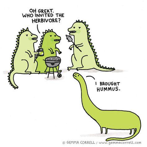 dinosaur hummus