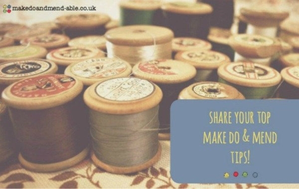 Make Do and Mend: Meet Reuse Superstar Jen Gale