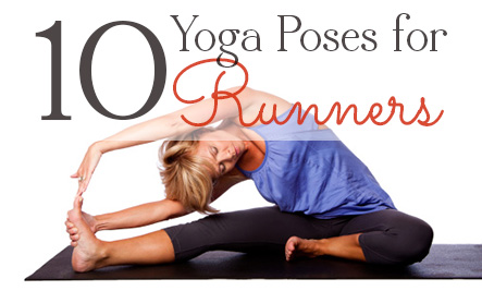Running is hard on your body, and complementary yoga for runners can help balance that intense workout. Try these yoga poses for runners.
