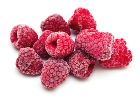 Special care must be taken with raspberries but they are worth it!