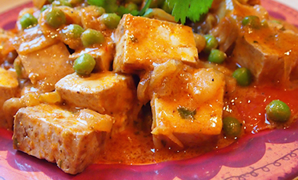Thai Coconut Tofu
