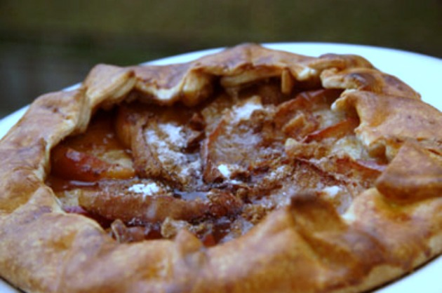 apple pie with figs