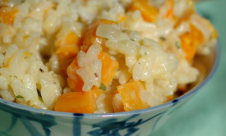 butternut risotto