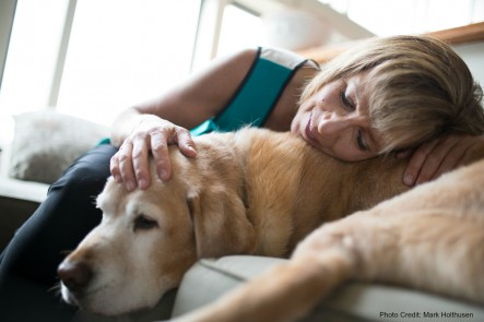 How to Avoid Burnout When Caring for Your Senior Pet