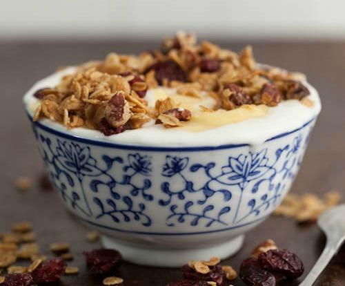 three-grain-granola from Naturally Ella