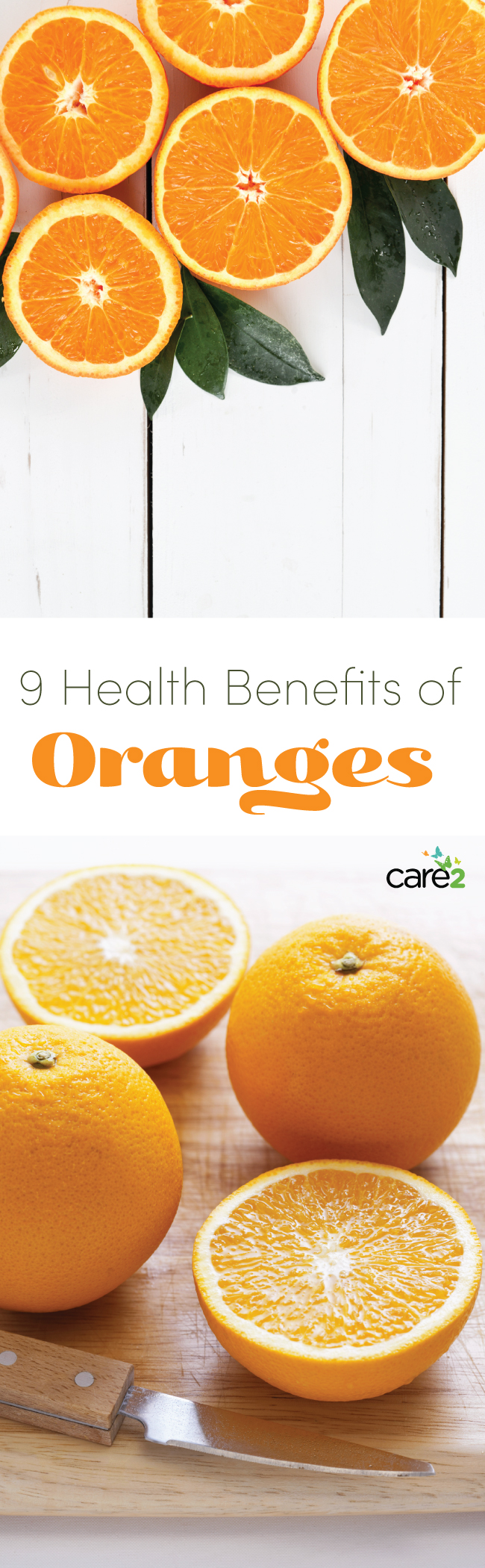 13 Health Benefits of Oranges