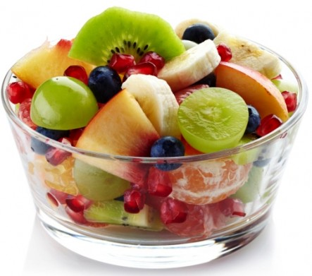 Refreshing Fruit Salad with Mandarin Oranges