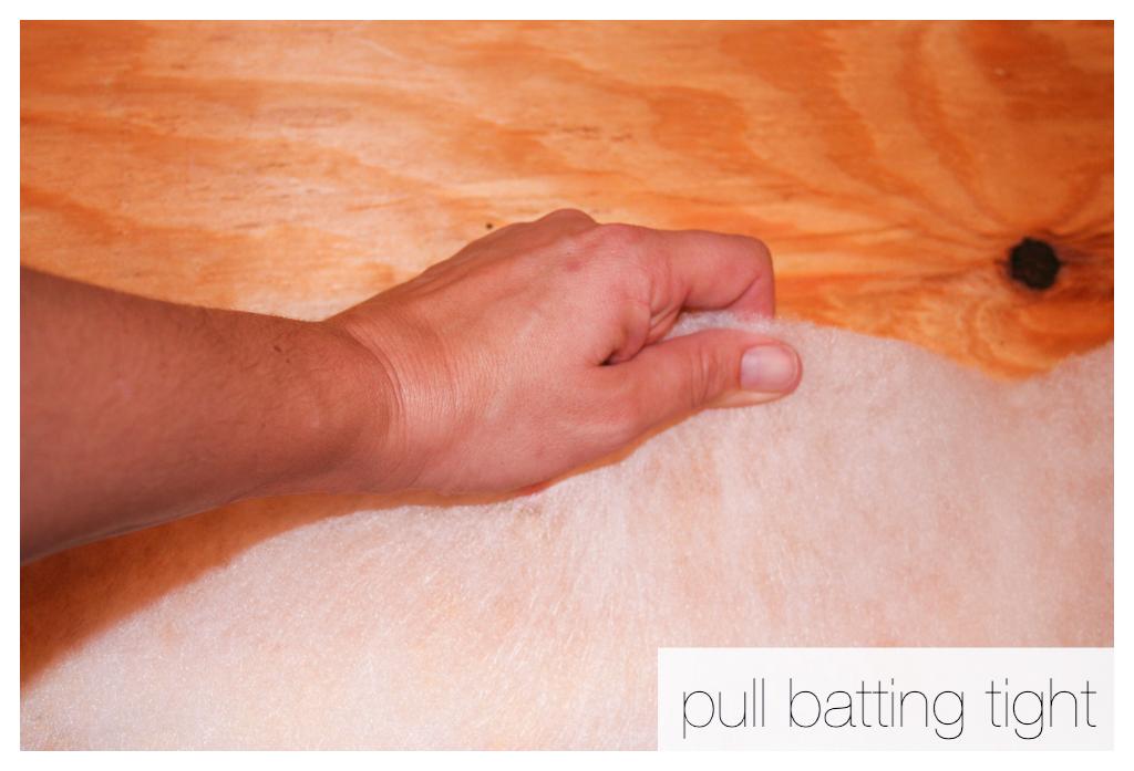 Upcycle Bookshelf_IMAGE 8 Pull Batting