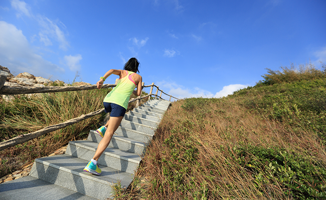 stair climbing for weight loss