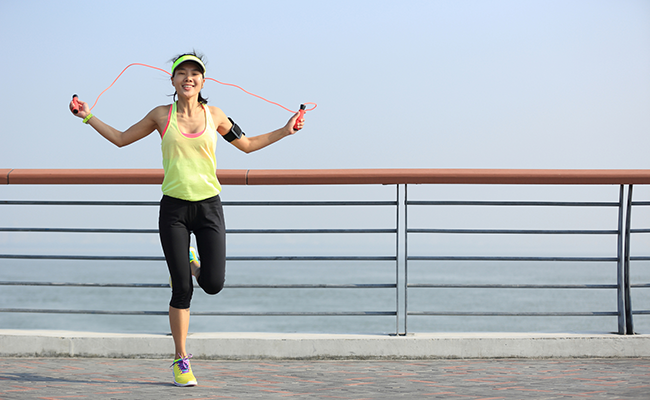 jumping rope for weight loss