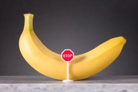 Stop eating banana