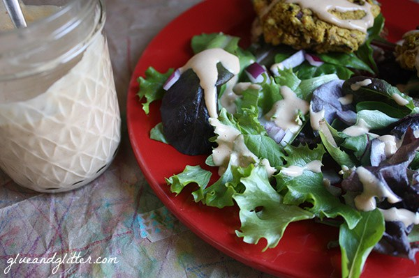 Magical Tahini Dressing