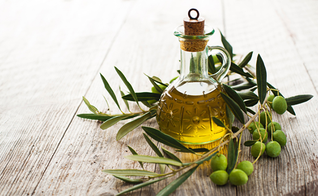 Skincare Products in Your Kitchen: Olive Oil
