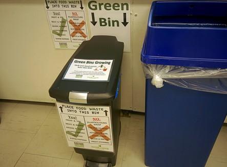Green Bin Growing (Photo by NCC)