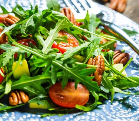 Arugula Pecan Salad