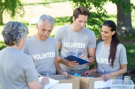 volunteering in summer