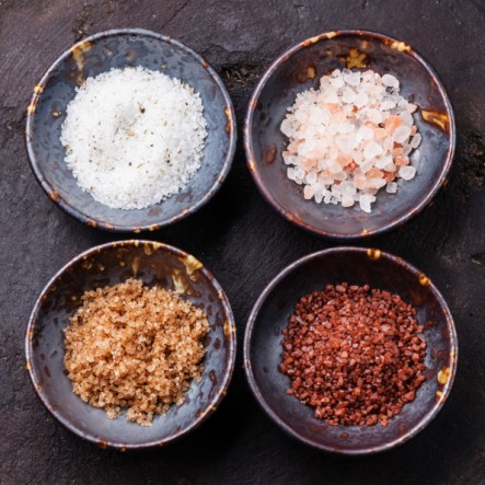 Your Ultimate Guide to the Healthiest Salts