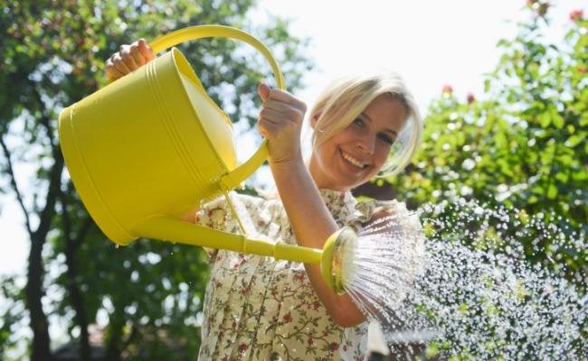 gardening helps depression