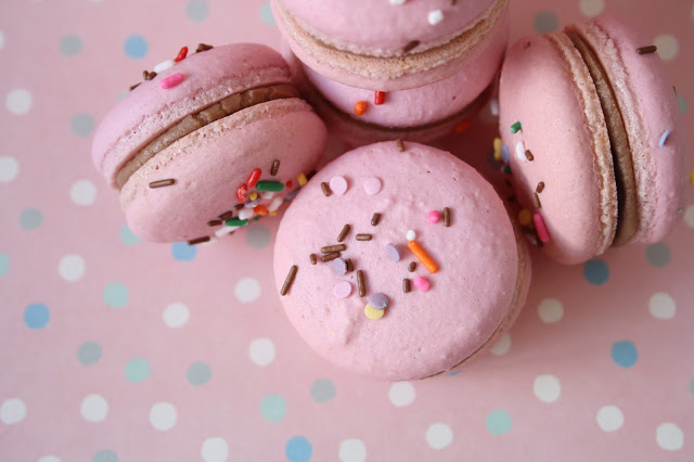 Vegan Macarons from Floral Frosting