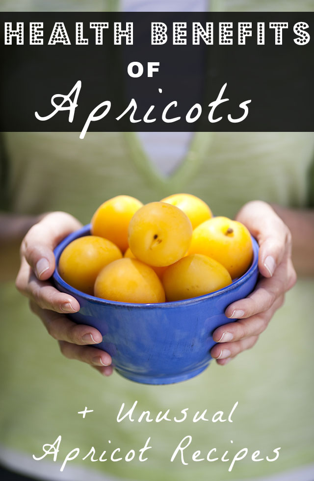 Apricots are fantastic for you! Check out the health benefits of apricots, plus some unusual ways to eat them.