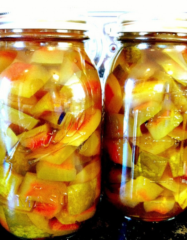 pickled watermelon rinds...yes!