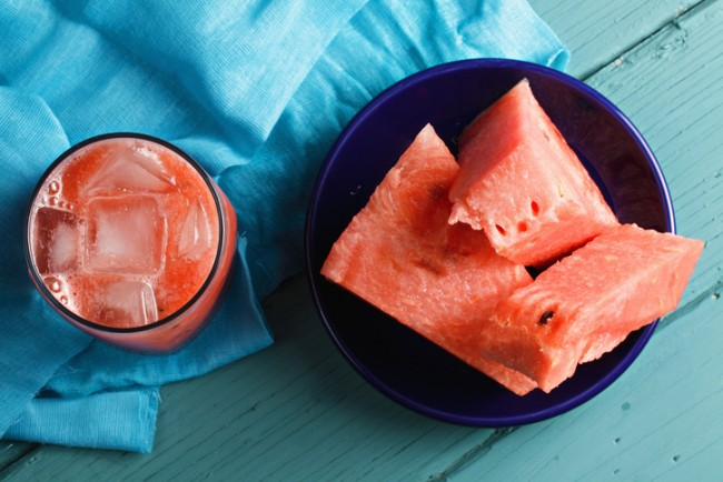 Watermelon in different forms