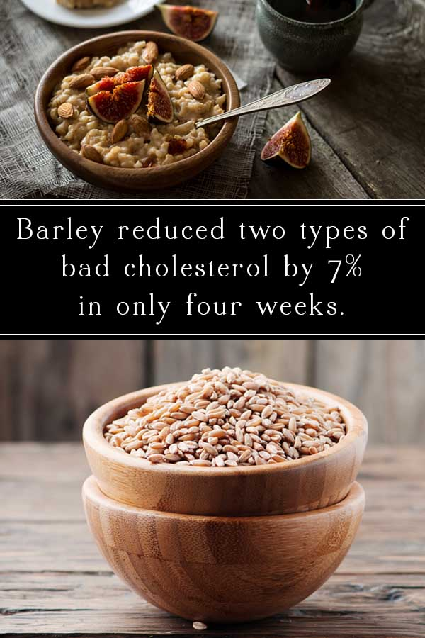 When it comes to lowering cholesterol, oatmeal gets most of the glory, but other whole grains have cholesterol-lowering power, too.